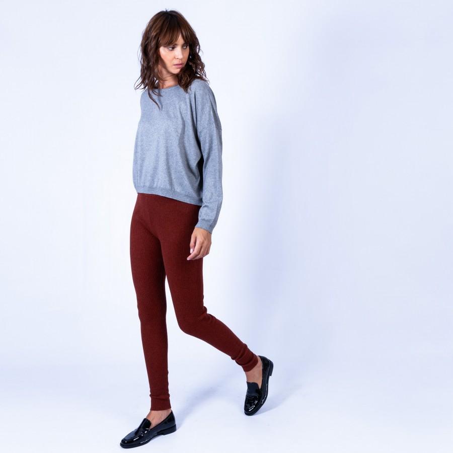 Pantalon en laine Geneve