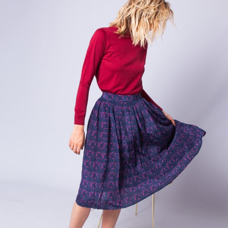 Long skirt - Envolée Maison Montagut x Martin Morel
