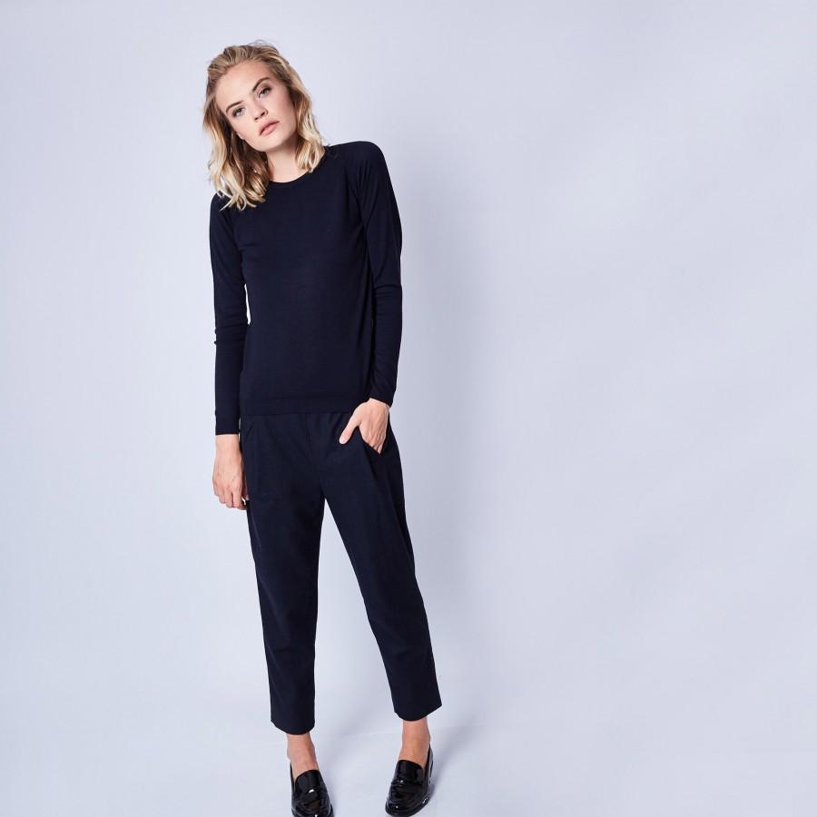 Merino wool jumper - Espiègle