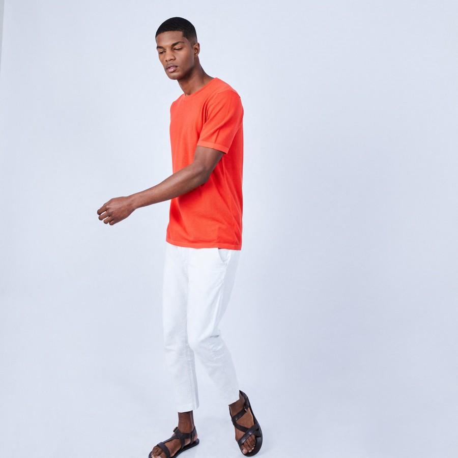 T-shirt en coton - Leonard