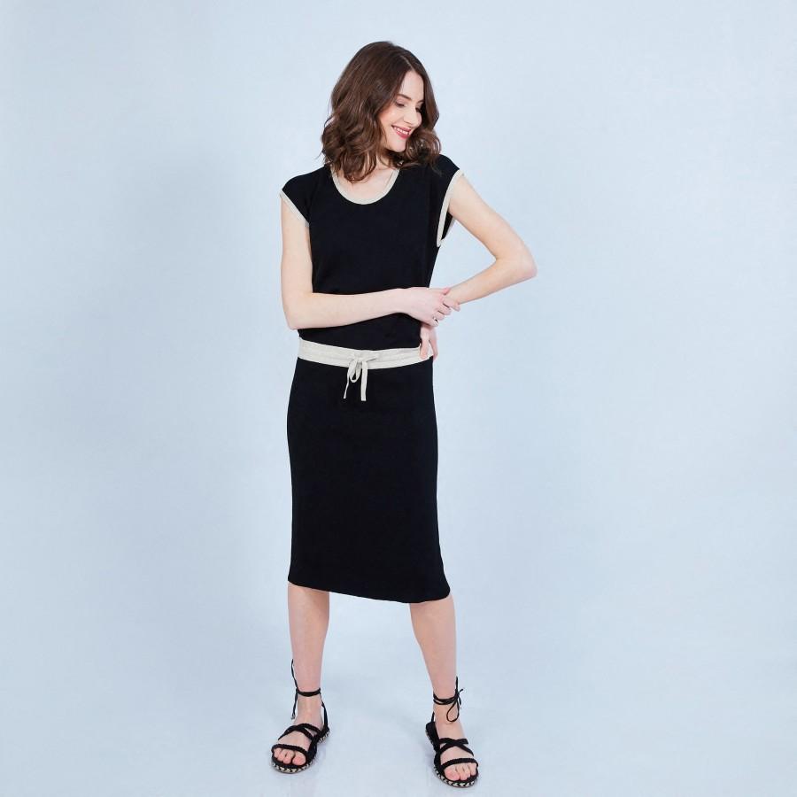 Longue robe cintrée - Meili