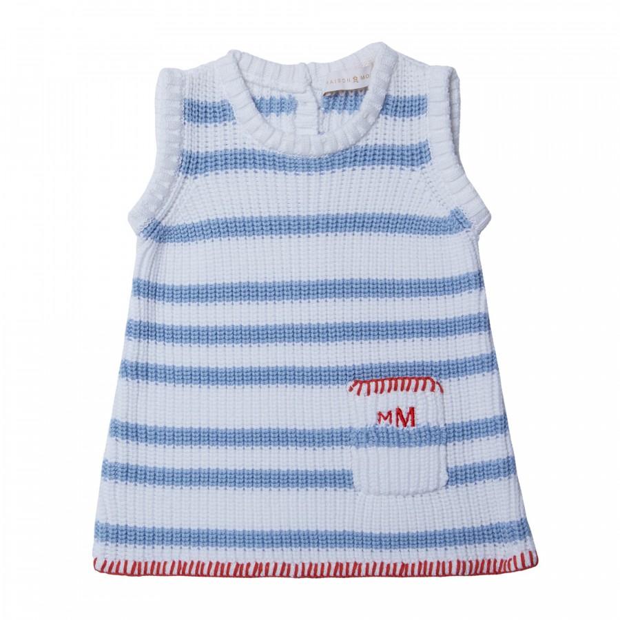 Gilet pour bébé en coton - Kent