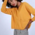 Pull ample avec poche - Balba