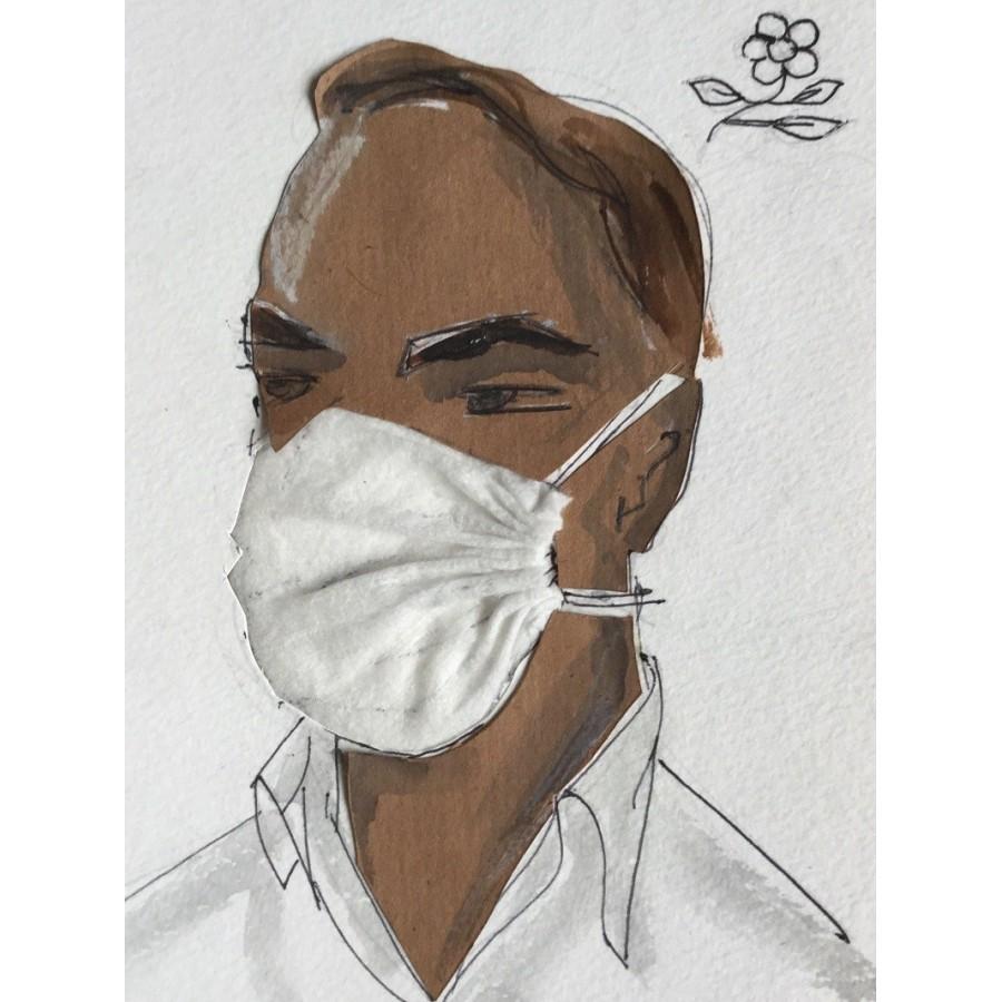 Masque COVID-19 - UNS1 – 1ex