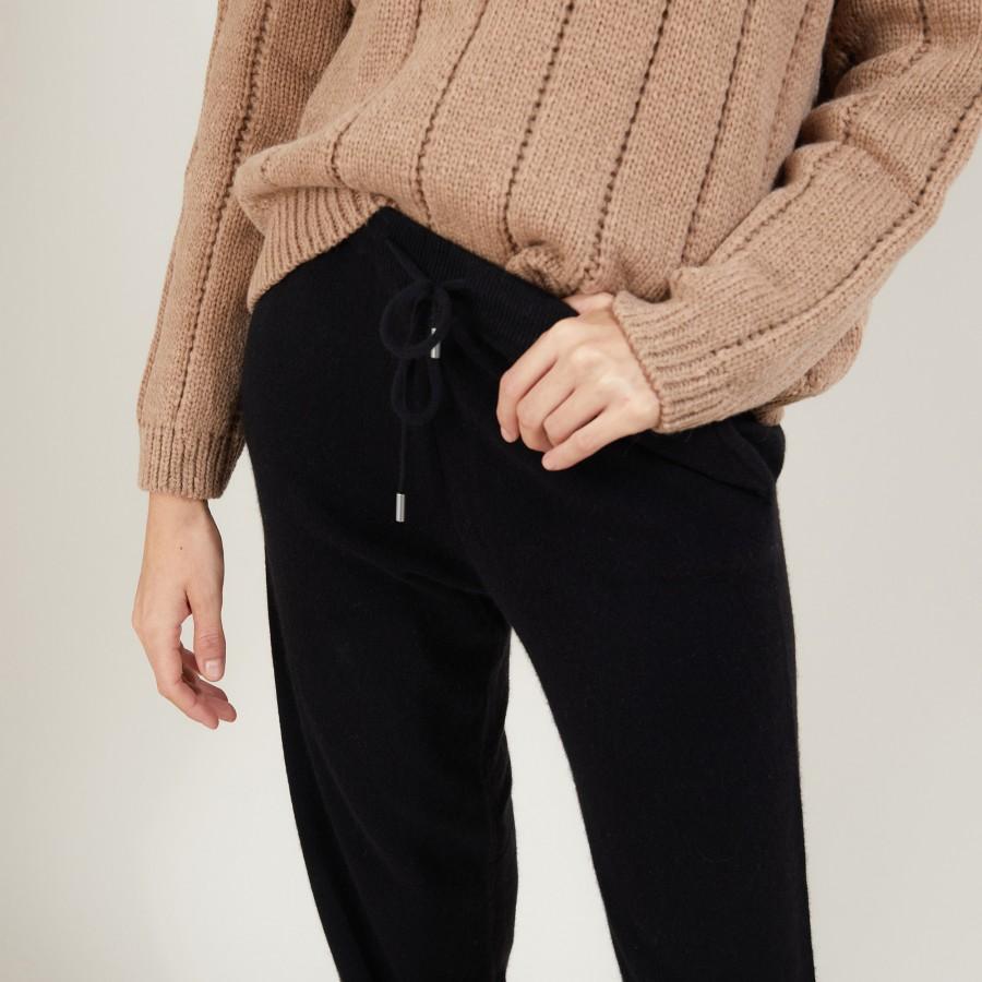 Cashmere trouser - Bora