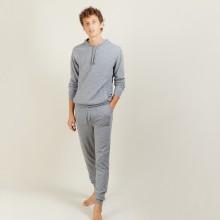 Cashmere hoodie-BADWIN