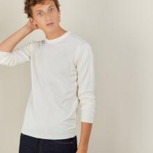 Wool and silk sweater - BARSAM