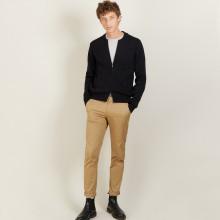 Cotton cashmere jacket - LISBONNE