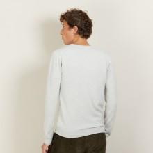 V-neck cashmere sweater - Benjamin
