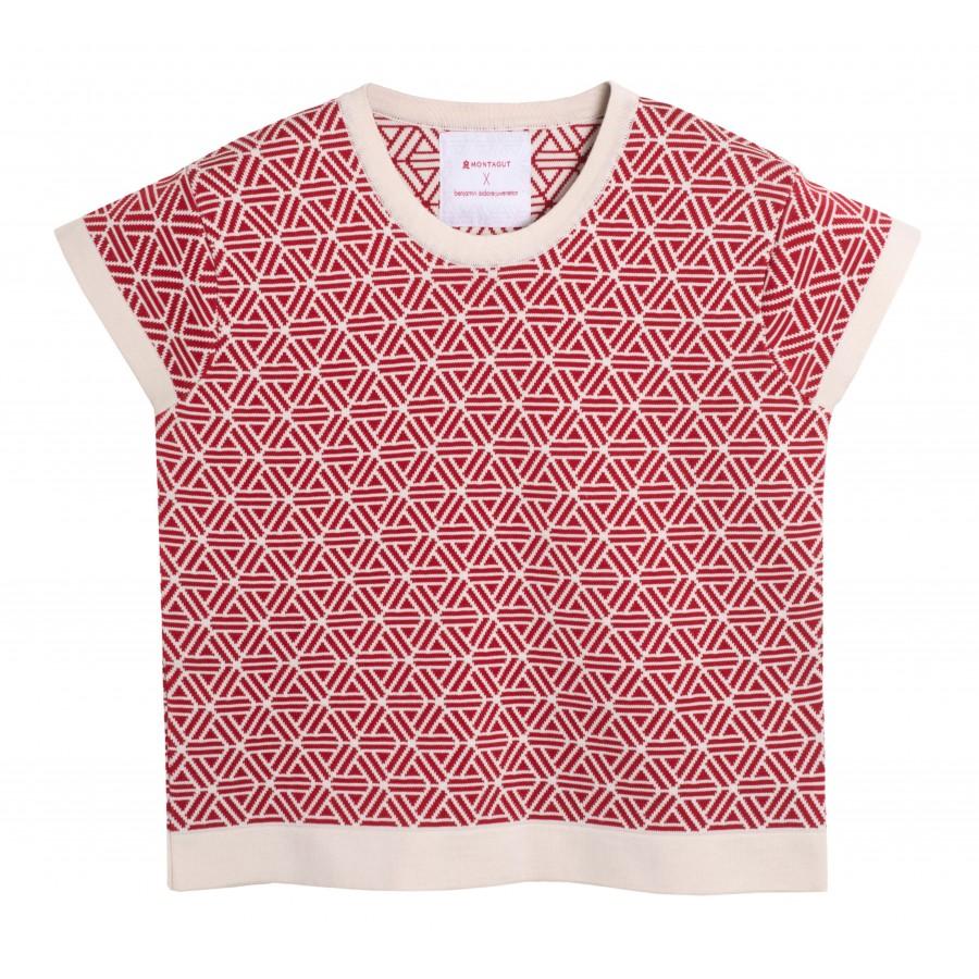 T-shirt femme manches courtes Capsule