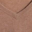 V collar cashmere sweater - Ferdinand