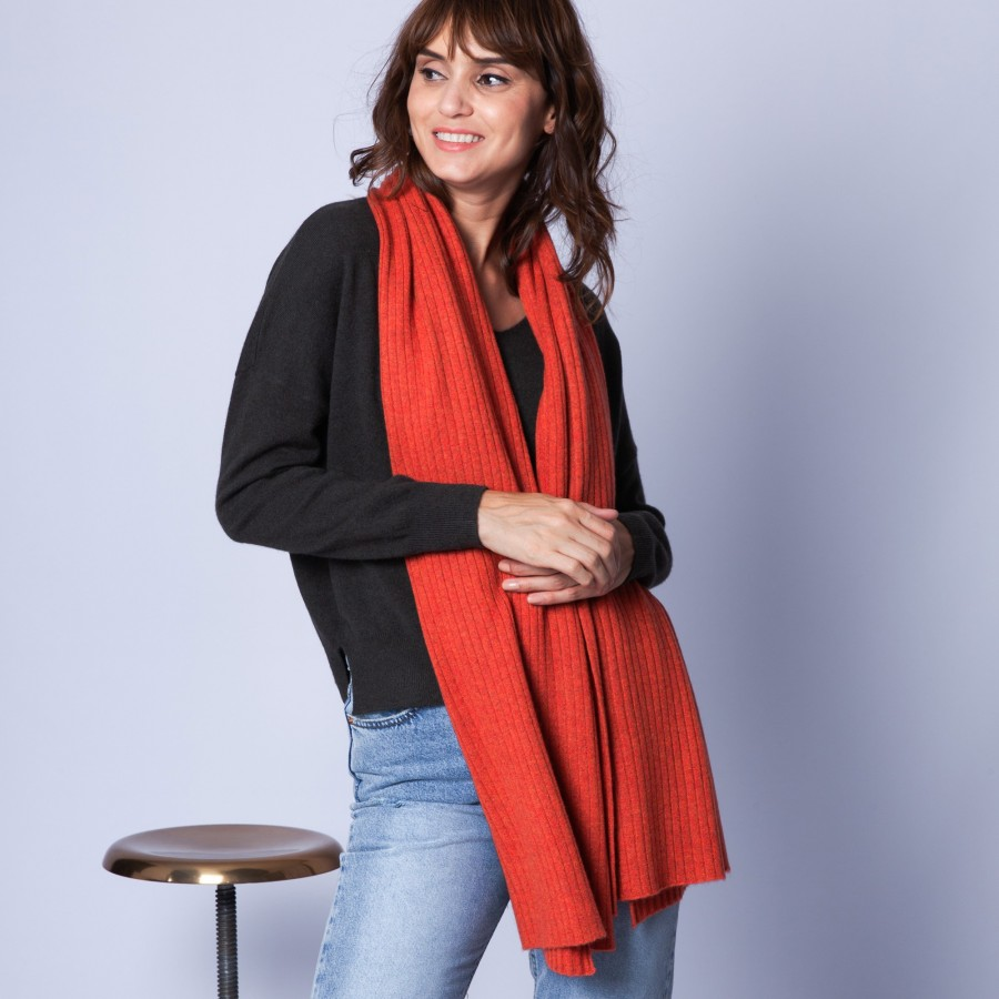 Cashmere scarf — Georges