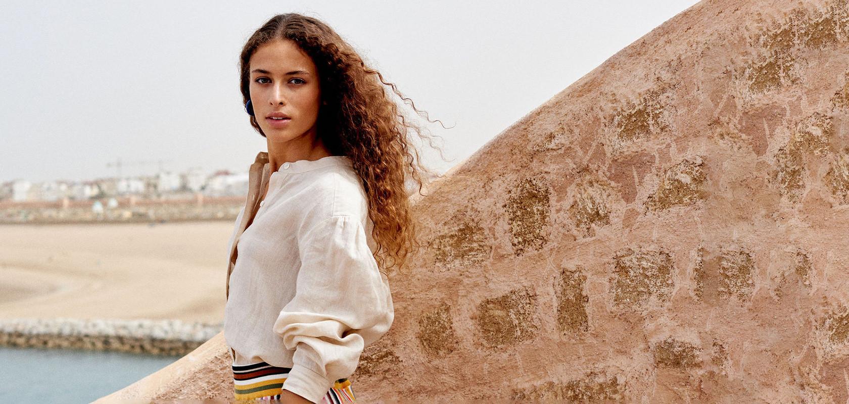 clothing woman Maison Montagut