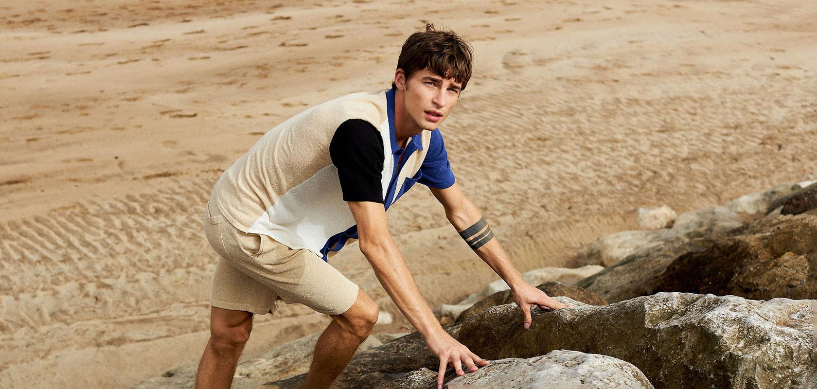 clothing man Maison Montagut