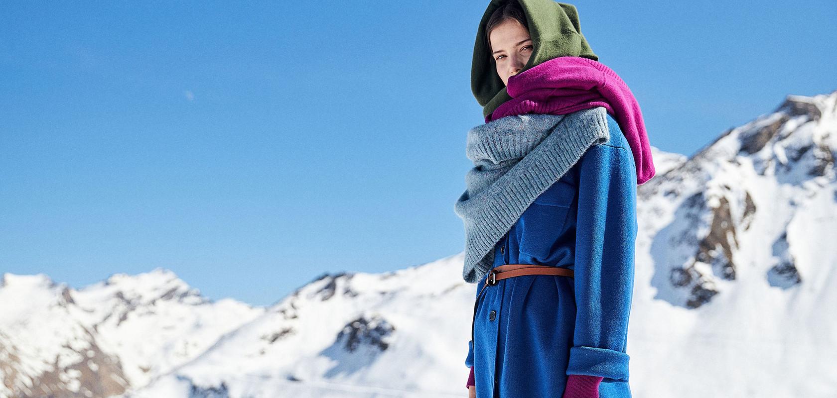 clothing woman accessories Maison Montagut