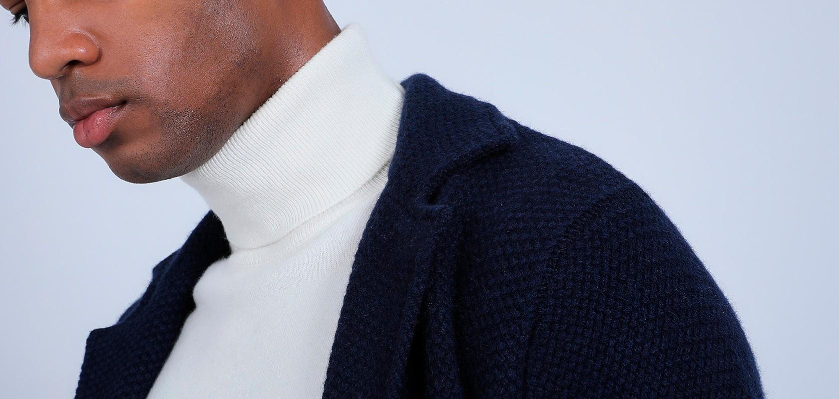 clothing previous collections man winter Maison Montagut