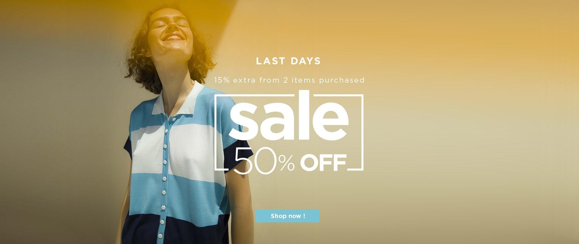 Enjoy our Summer Sales, last days !